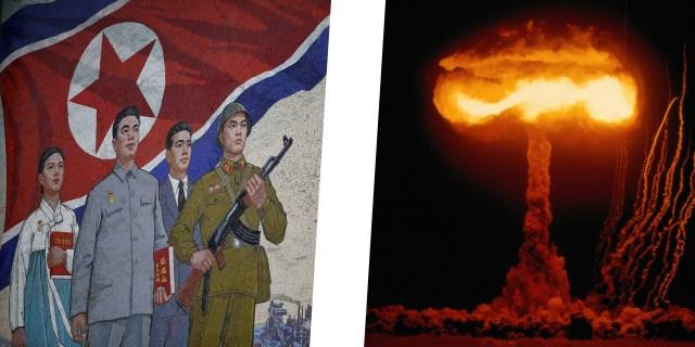 tyranny v nuclear war