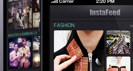 Instafeed Lets Instagram Addicts Create Custom Photo Feeds | TechCrunch