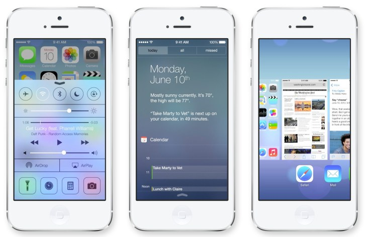 Apple Releases iOS 7 Beta For iPad And iPad Mini With New