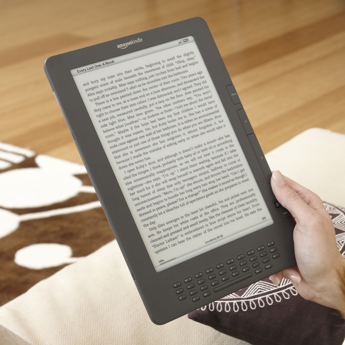 Amazon Resurrects The Kindle DX, That Most Awkward Cousin Of A