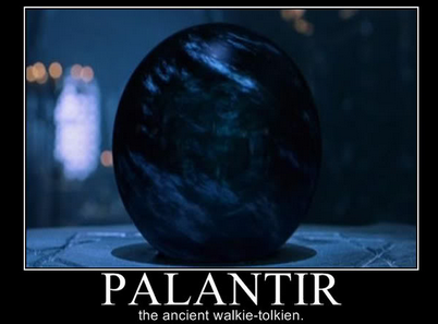 Despite Naming Coincidence, Palantir Says It's Not Part Of