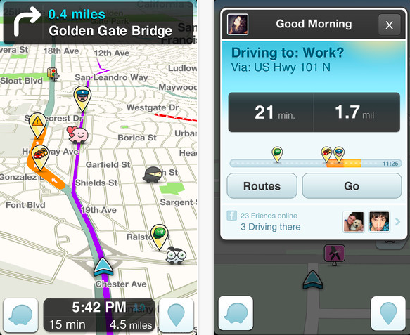 WTF Is Waze And Why Did Google Just Pay A Billion+ For It