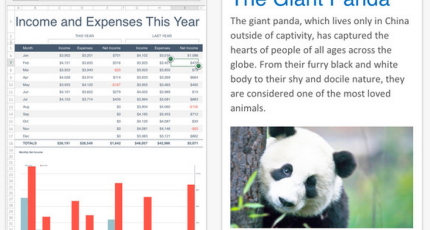 Microsoft Releases Free Office For iPhone App, But Only For