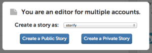 storify collaboration