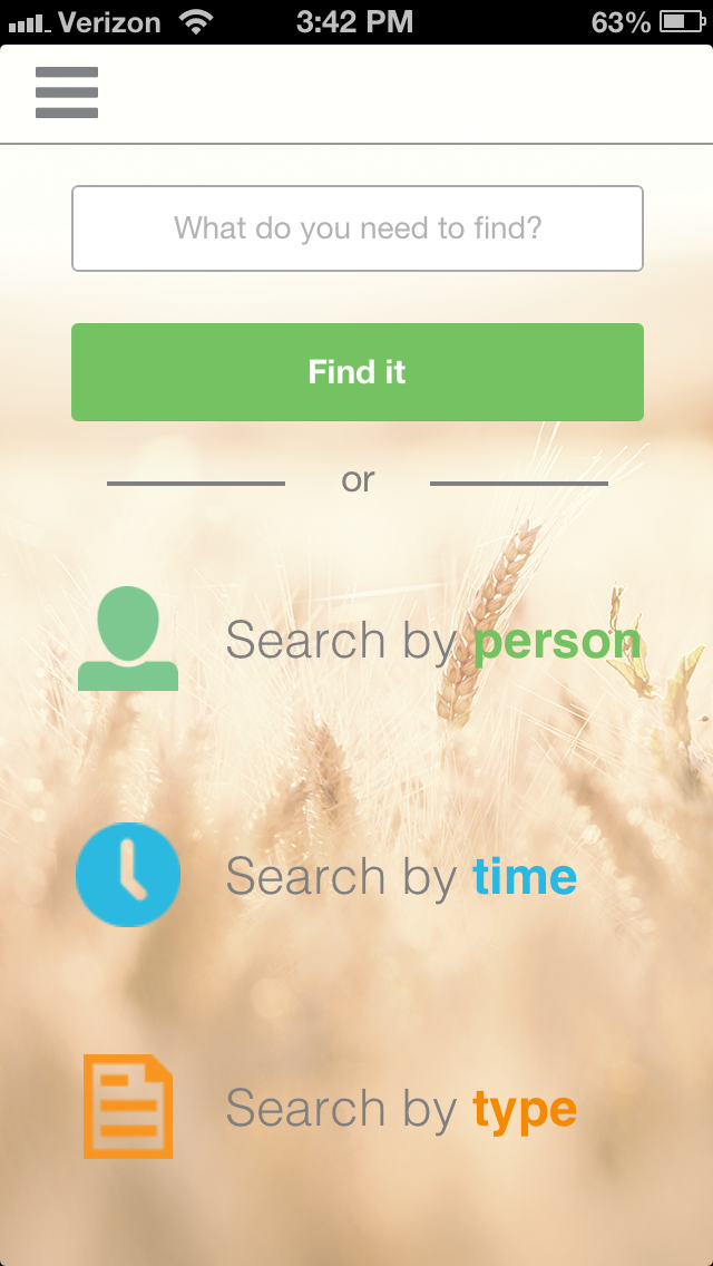 FindIt Launches A Universal Search App For iPhone With A Visual