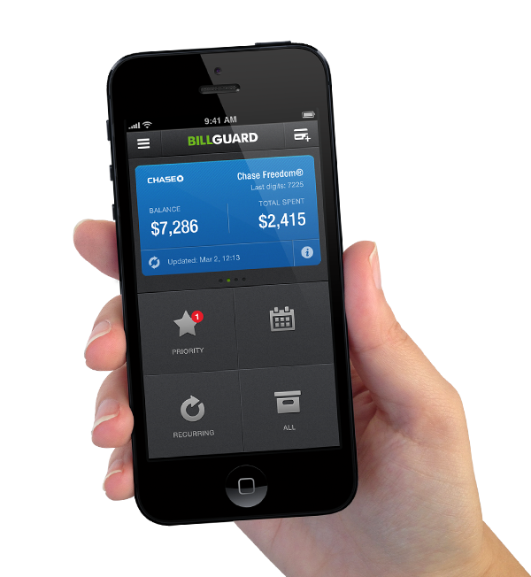 BillGuard Launches IPhone App To Help Credit Card Users