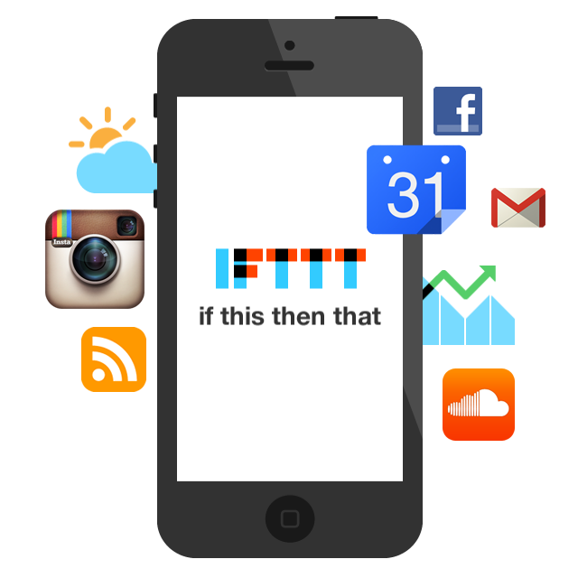 Automation Startup IFTTT's New iPhone App Is Beautiful