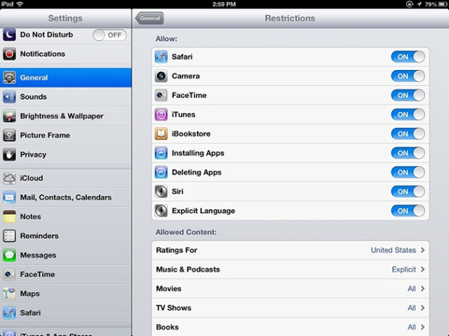 ipadrestrictions