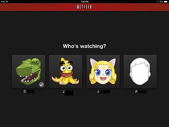 Netflix User Profiles Start Appearing On Apple TV | TechCrunch