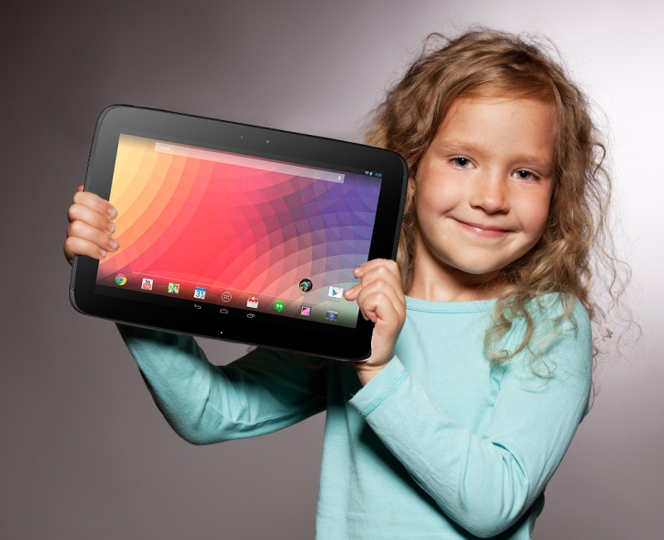 """The Problem With Android's New """"Kid Mode"""" 