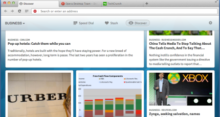 Opera's Chromium-Based Desktop Browser Exits Beta, But Still Lacks