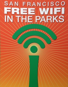 San Francisco Free WiFi In the Parks