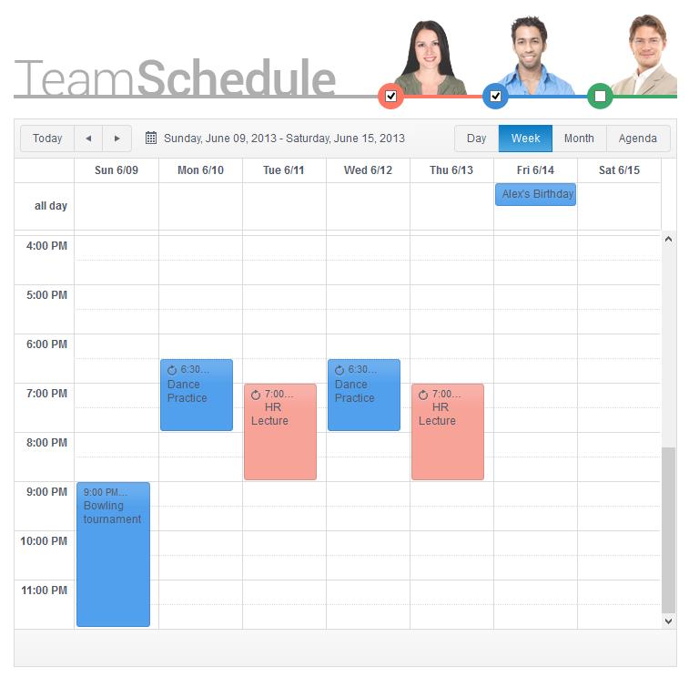 Scheduler_week
