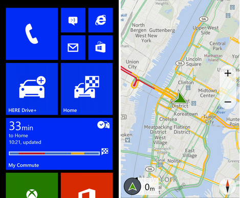 Nokia Keeps Driving Its HERE Maps With Paid Global Sat-Nav
