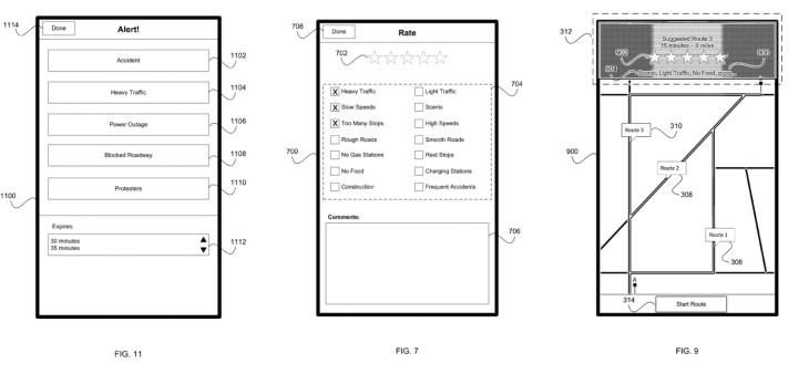 Apple Seeks Patent For Waze-Style Crowdsourced Navigation
