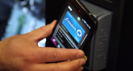 Carrier-Backed Mobile Wallet Isis Ties Up With Chase, Amex
