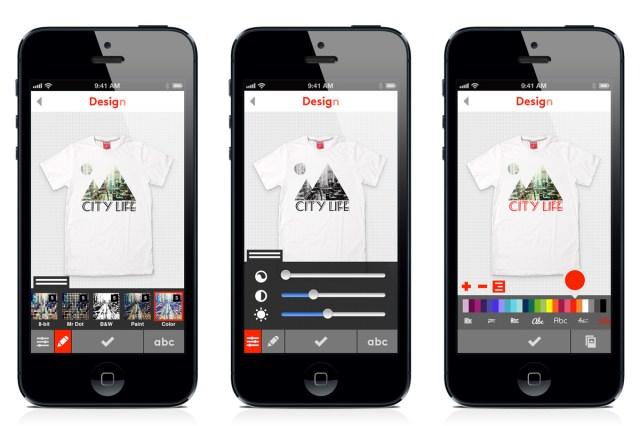 design-UI-screens
