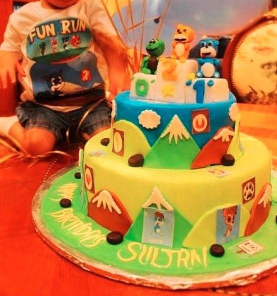 funrun-cake