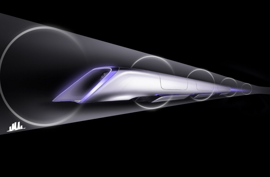 hyperloop-car