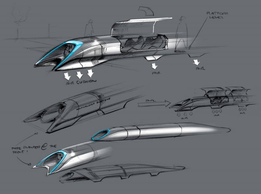 hyperloop-design