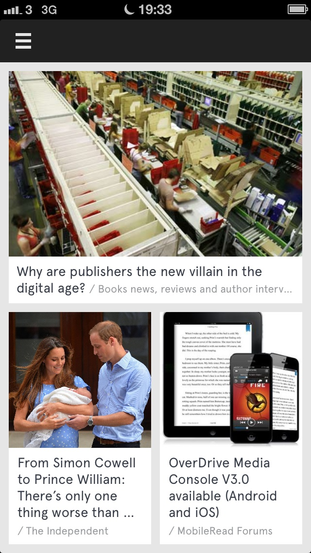 INQ Extends Its Social Magazine App, Material, To iOS After