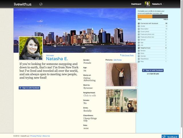 livewithus profile