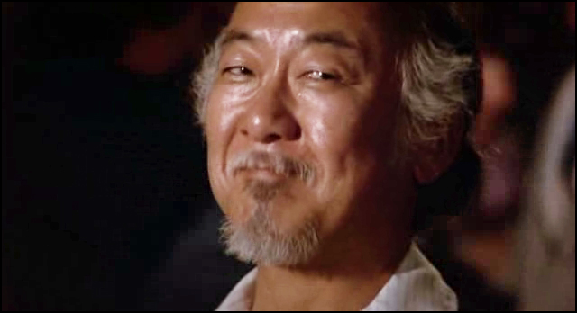 Mr Mijagi
