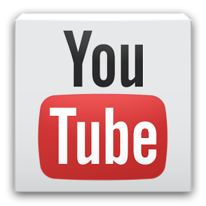 Image result for youtube app logo