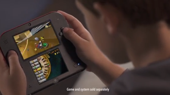 Nintendo 2DS Gameplay
