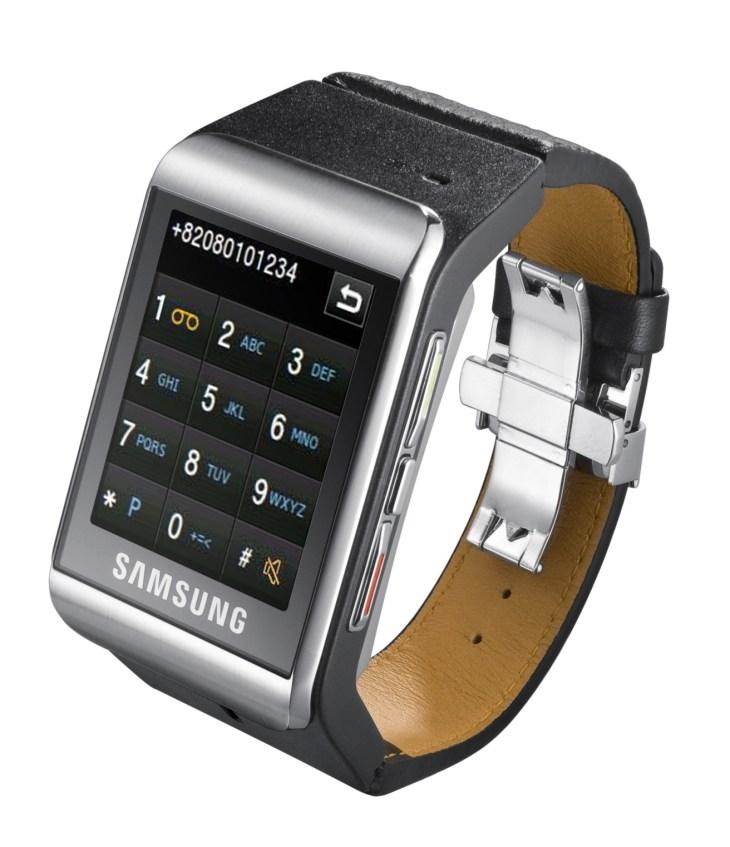 Samsung Exec Confirms Galaxy Gear Smartwatch Aimed At