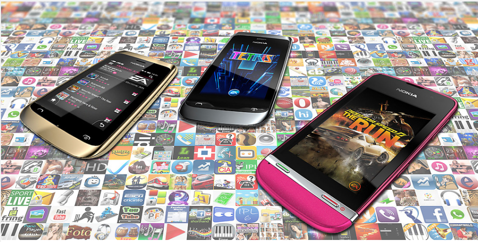 Indians, Spurred By Adoption Of Low-Cost Feature-Phones, Download 2
