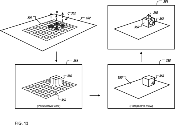 Apple Patents 3d Gesture Control Via Hover Based Input On