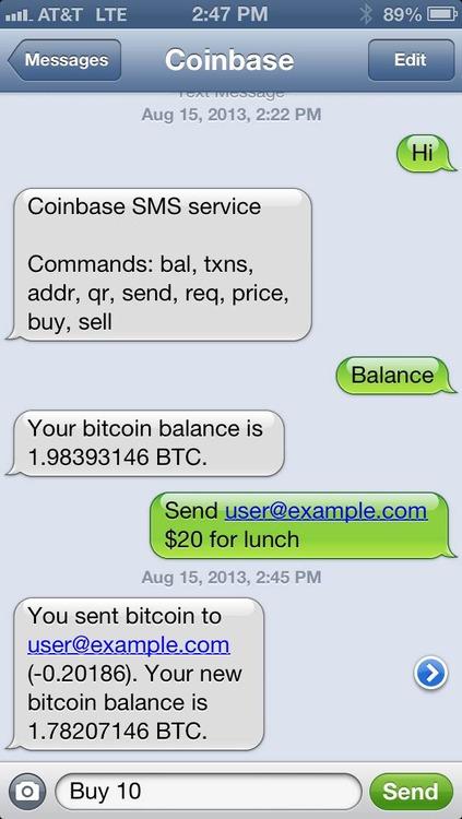 btc mesaj text comerciantului