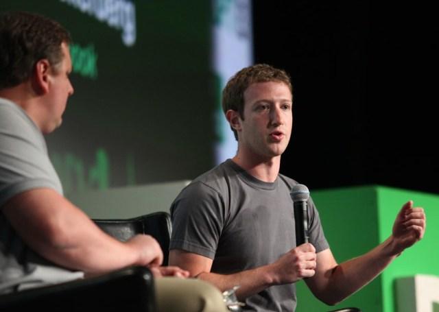 Zuckerberg Arrington