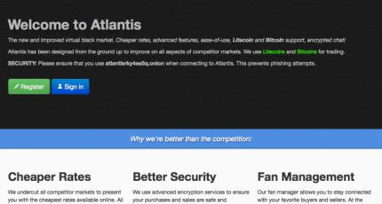 Atlantis, The Flashy Silk Road Alternative, Shuts Down   TechCrunch