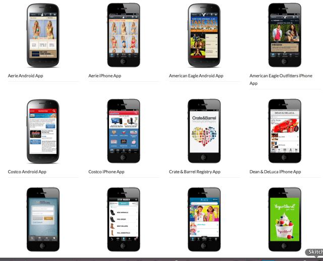 Branding Brand apps