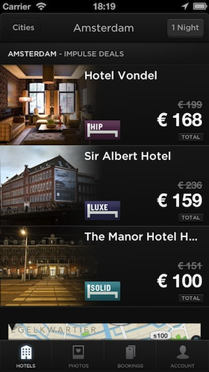 Last Minute Booking App Hoteltonight Raises 45m With An Eye On Continued Global Expansion Techcrunch