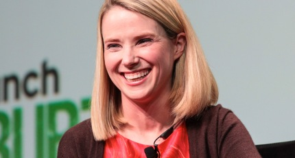 Yahoo Now Gets 12k Resumes A Week Says CEO Marissa Mayer 14 Of Hires Are Boomerangs Who Ex Yahoos
