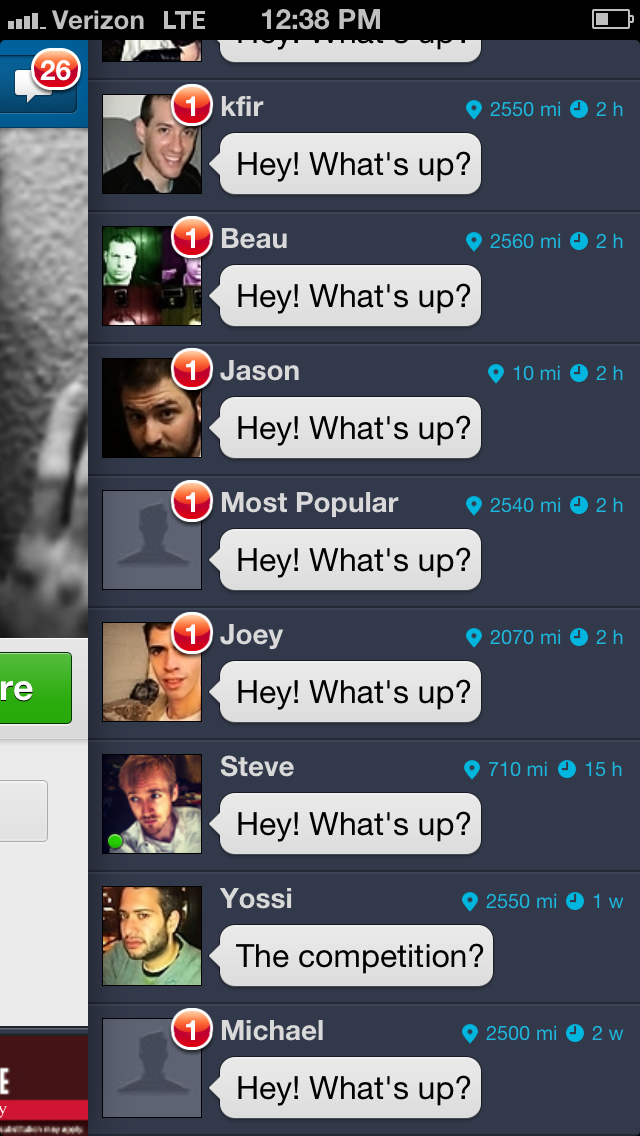 Skout settings | Skout Review