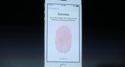 Apple's Touch ID Is A 500ppi Fingerprint Sensor Built Into The