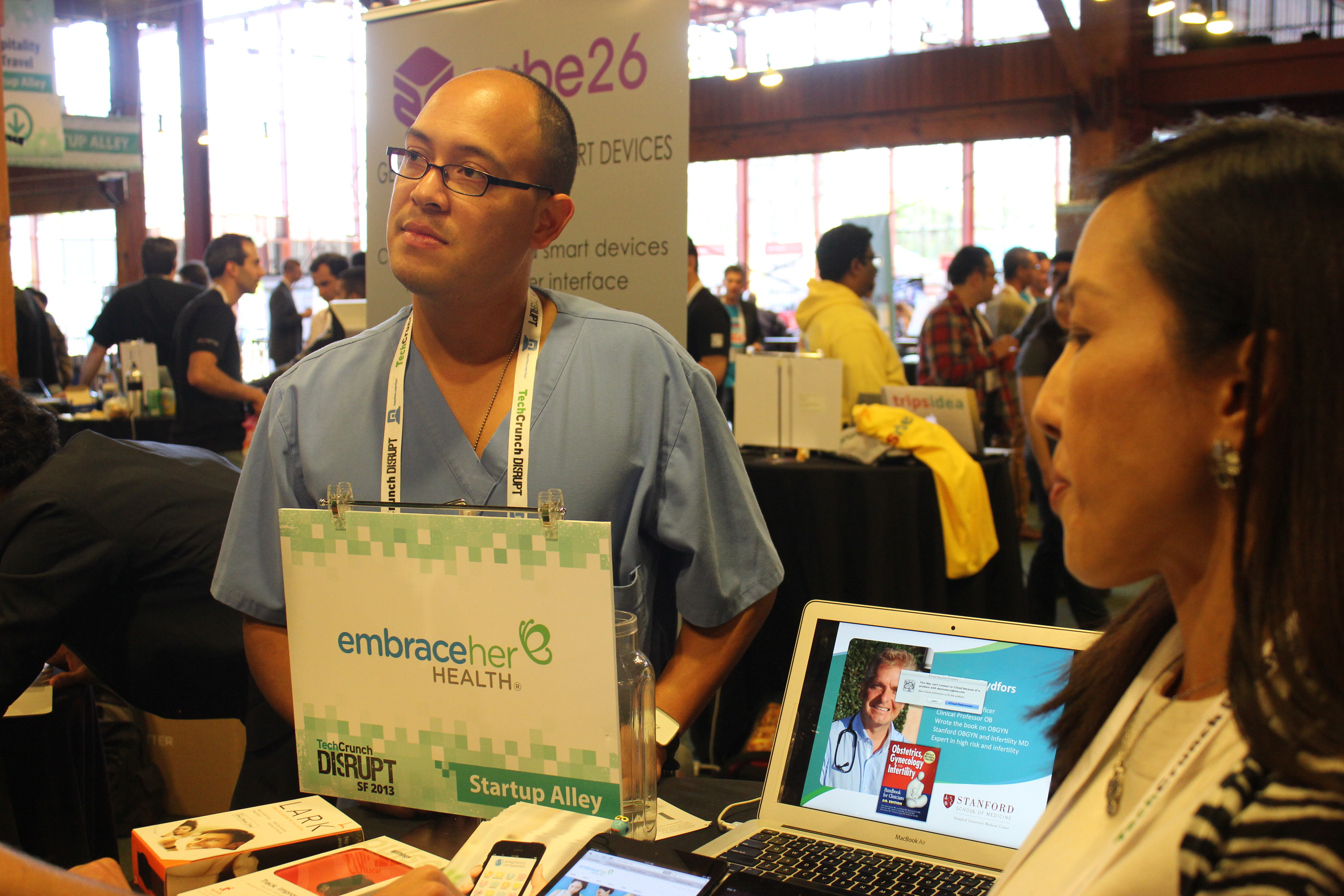 Medtech Startup Embrace Her Health Helps Women Track Their