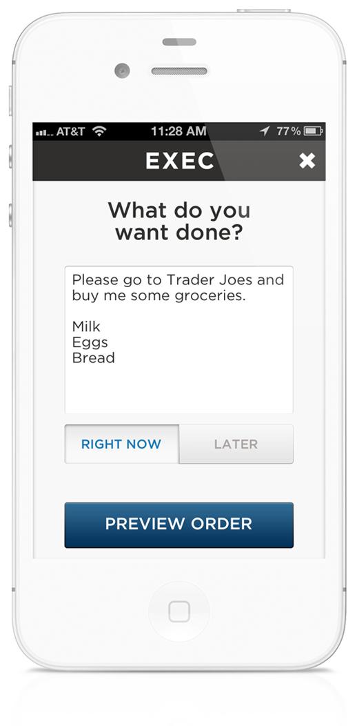 Iphone Errands App 1