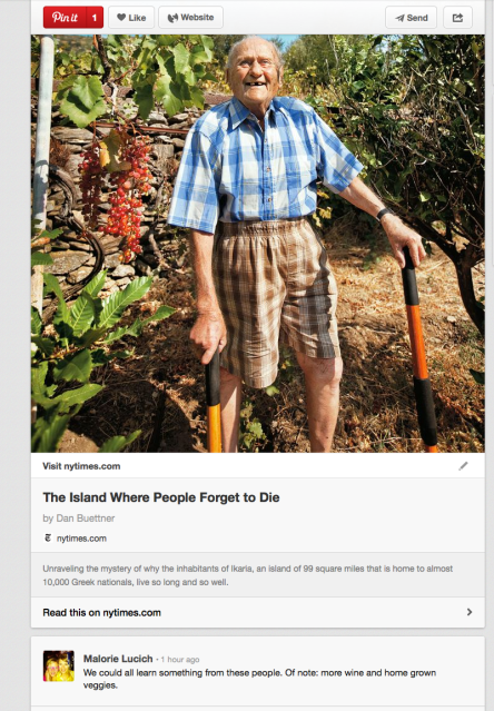 Pinterest Appeals To Publishers With New Article Pins, Pushes To