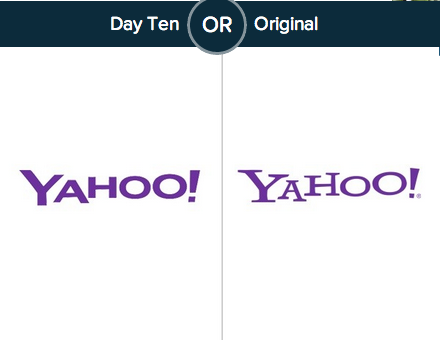 yahoo logo day 10