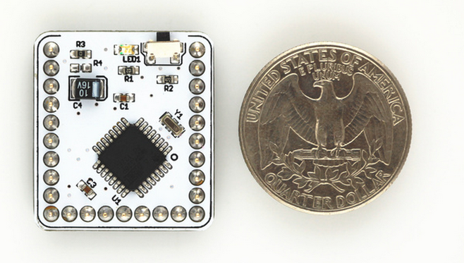Small, Stackable And Cheap, Microduino Puts 'Arduino In Your