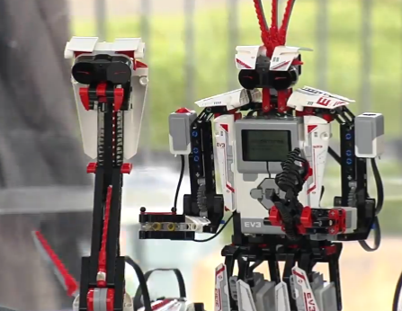 Fly Or Die: LEGO Mindstorms EV3 | TechCrunch