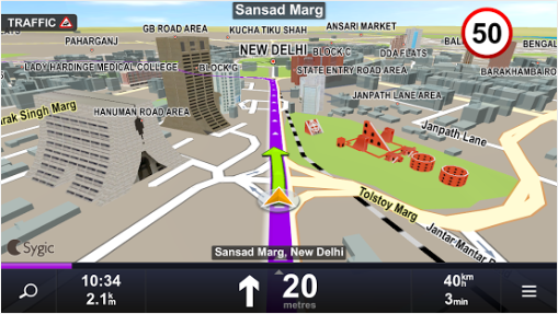 Poor Sales In India Force Maps Provider Sygic To Release Navigation ...
