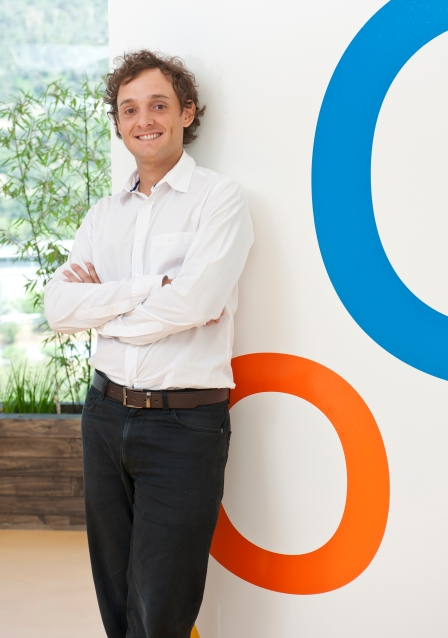 Sebastian Valin, founder and CEO of ComparaOnline
