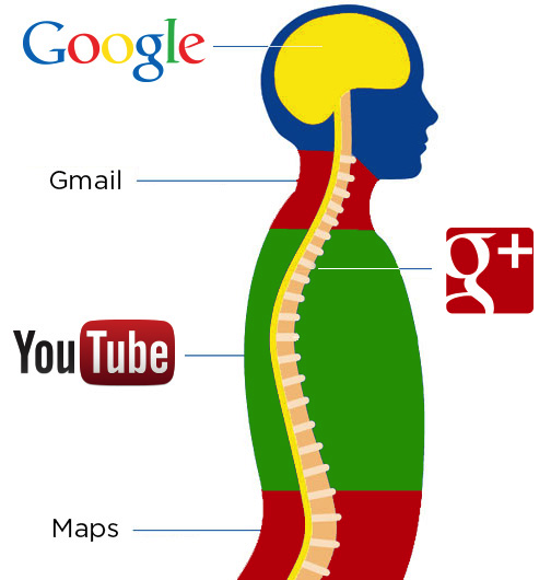 Looking back at Google+ spine3