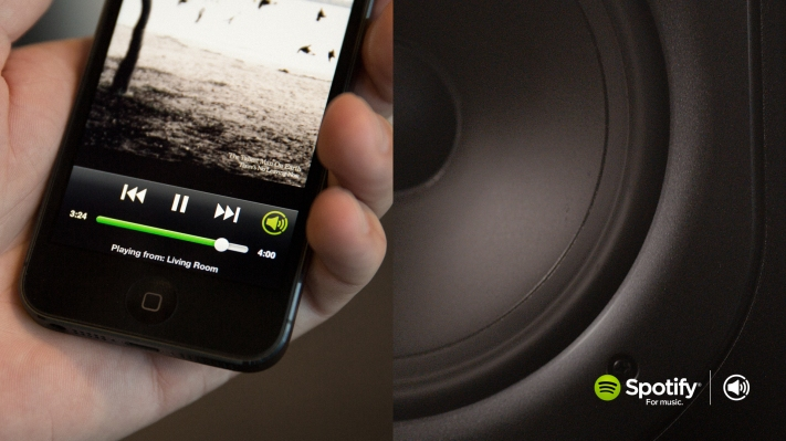 Spotify Makes Its Biggest Hardware Play Yet With Spotify Connect